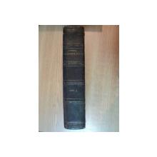 REVISTA BISERICA ORTODOXA ROMANA , JURNALU PERIODICU ECLESIASTICU , NR. 1 - 11, ANUL I  , OCTOMBRE 1874 - AUGUST 1875  , BUCURESCI