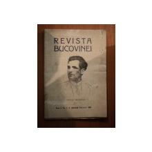 REVISTA BUCOVINEI , ANUL II , NR. 2 , FEBRUARIE 1993 , Cernauti