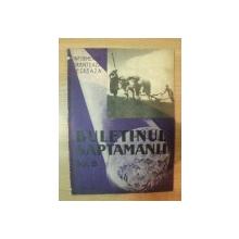 REVISTA ''BULETINUL SAPTAMANII'' NR. 8, 11 APRILIE 1937