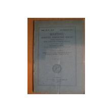 REVISTA BULETINUL SOCIETATII NUMISMATICE ROMANE , ANUL XVI , NR. 38 - 39 , APRIL - SEPTEMVRIE 1921 , Bucuresti 1921