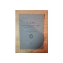 REVISTA BULETINUL SOCIETATII NUMISMATICE ROMANE , ANUL XVII , NR. 43 - 44 , IULIE - DECEMVRIE 1922  , Bucuresti 1922
