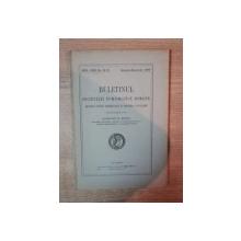 REVISTA BULETINUL SOCIETATII NUMISMATICE ROMANE , ANUL XXIII , NR. 69 - 72 , IANUARIE - DECEMVRIE 1929  , Bucuresti 1929