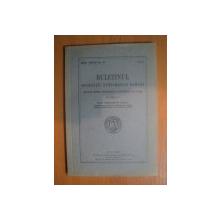 REVISTA BULETINUL SOCIETATII NUMISMATICE ROMANE , ANUL XXXVII , NR. 91  , Bucuresti 1943