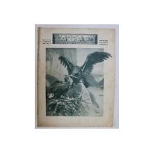 REVISTA CARPATII, VANATOARE, PESCUIT, CHINOLOGIE, ANUL VI ,  15 FEBRUARIE  CLUJ 1938, NR. 2