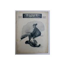 """REVISTA """" CARPATII """" - VANATOARE , PESCUIT , CHINOLOGIE , ANUL VII - LEA , NO . 4 , 15 APRILIE   , 1939"""