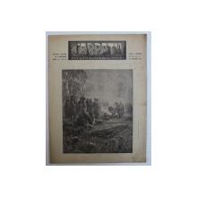 """REVISTA """" CARPATII """" - VANATOARE , PESCUIT , CHINOLOGIE , ANUL XI - LEA , NO . 11 , 15 NOEMBRIE  , 1943"""