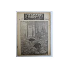 """REVISTA """" CARPATII """" - VANATOARE , PESCUIT , CHINOLOGIE , ANUL XI - LEA , NO . 7 , 15 IULIE , 1943"""