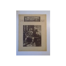 REVISTA CARPATII, VANATOARE, PESCUIT, CHINOLOGIE, ANUL XII , 15 AUGUST 1944, NR. 8