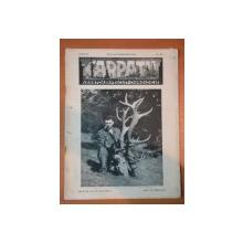 REVISTA CARPATII, VANATORE, PESCUIT, CHINOLOGIE, ANUL II ,  15 NOIEMBRIE CLUJ 1934, NR. 11