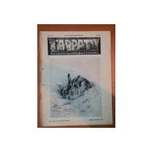 REVISTA CARPATII, VANATORE, PESCUIT, CHINOLOGIE, ANUL II ,  15 OCTOMBRIE  CLUJ 1934, NR. 10