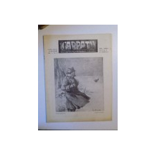 REVISTA CARPATII, VANATORE, PESCUIT, CHINOLOGIE, ANUL IX , 15 DECEMBRIE CLUJ 1941, NR. 12