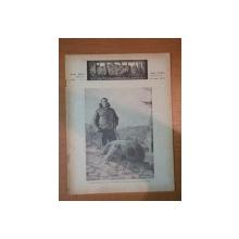 REVISTA CARPATII, VANATORE, PESCUIT, CHINOLOGIE, ANUL XIII ,  15 APRILIE  CLUJ 1945, NR. 4