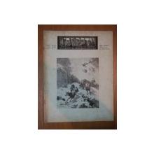 REVISTA CARPATII, VANATORE, PESCUIT, CHINOLOGIE, ANUL XIII ,  15 FEBRUARIE - MARTIE CLUJ 1945, NR. 2 - 3