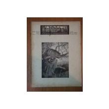REVISTA CARPATII, VANATORE, PESCUIT, CHINOLOGIE, ANUL XIV LEA, 15 APRILIE 1946, NR. 4 CLUJ
