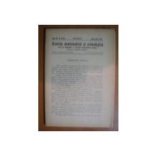 REVISTA CRONICA NUMISMATICA SI ARHEOLOGICA , ANUL XIV , NR. 113 - 114  , IANUARIE - IUNIE 1939 , Bucuresti 1939