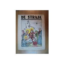 REVISTA ''DE STRAJA'' ANUL I NR. 11-12, NOEMBRE-DECEMBRIE 1938
