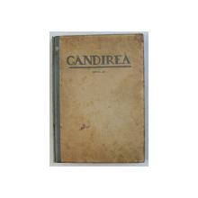 REVISTA ' GANDIREA '  ANUL II , COLEGAT DE 12 NUMERE , DE LA 6 LA 17 INCLUSIV , 1922 - 1923