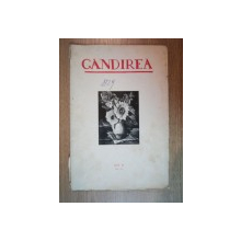 REVISTA GANDIREA ANUL IX , NR 11 , 1929