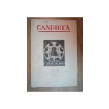 REVISTA GANDIREA ANUL IX , NR 12 , 1929