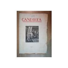 REVISTA GANDIREA ANUL IX , NR 4 , 1929
