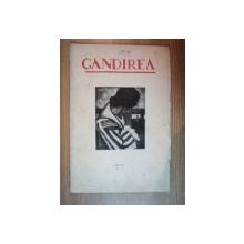 REVISTA GANDIREA ANUL IX , NR 5 , 1929