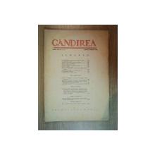 REVISTA GANDIREA ANUL XX , NR 3-4 , MARTIE-APRILIE 1941