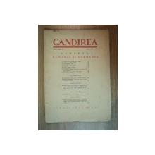 REVISTA GANDIREA ANUL XXII , NR 2 , FEBRUARIE 1944