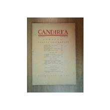 REVISTA GANDIREA ANUL XXII , NR 6 , IUNIE-IULIE 1943