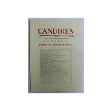 REVISTA ' GANDIREA ' - SERIE NOUA , ANUL XII , NR . 1 - 3 / 2003