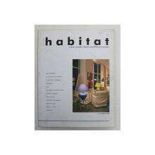 REVISTA HABITAT , TEHNICI DE AUTOAPARARE IMPOTRIVA PSEUDOARHITECTURII SI PSEUDOARTEI , NUMARUL 1 , IANUARIE  , 2002