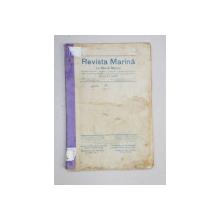 REVISTA MARINA, ANUL II, No. 13-14, FEBRUARIE 1914