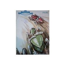 REVISTA MOTOR PE ANUL 1926 IULIE- DECEMBRIE