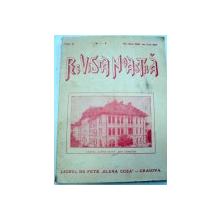 REVISTA NOASTRA  ANUL 6  NR. 1-8  1946(NOV-DEC)-1947(IAN-IUN)