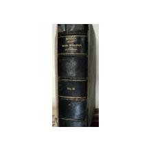Revista pentru istorie archeologie si filologie Grigore Tocilescu  vol.VI SI VII