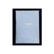 REVISTA PENTRU ISTORIE , ARHEOLOGIE SI FILOLOGIE , condusa de G. TOCILESCU , VOLUMUL III , 1884 , LIPSA PAGINA DE TITLU *