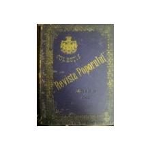 Revista poporului 12 numere pe tot anul  ANUL X  1902