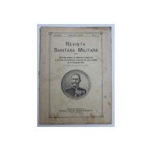 REVISTA SANITARA MILITARA - BULETINUL OFICIAL AL SOCIETATII STIINTIFICE A OFITERILOR CORPULUI SANITAR MILITAR ROMAN , ANUL XXXII , No. 2 -3 , FEBRUARIE - MARTIE , 1933
