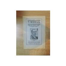 REVISTA ''TIMOCUL'', ANUL I , 5-6, MAI - IUNIE  1934