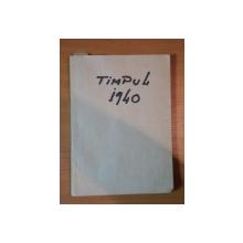 REVISTA TIMPUL PE ANUL 1940