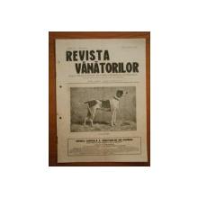 REVISTA VANATORILOR, ANUL IV, NR. 35-36, MAI-IUNIE 1923