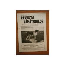 REVISTA VANATORILOR, ANUL IV, NR. 39, SEPTEMBRIE 1923