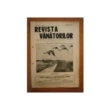 REVISTA VANATORILOR, ANUL IV, NR. 41, NOIEMBRIEE 1923