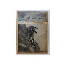 REVISTA VANATORILOR  - ORGAN OFICIAL AL UNIUNII GENERALE A VANATORILOR DIN ROMANIA , ANUL XXVIII , NO. 10 - 12  , OCTOMBRIE  - DECEMBRIE , 1947