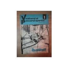 REVISTA ''VANATORUL SI PESCARUL SPORTIV'', NR. 1 IANUARIE 1972