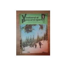 REVISTA ''VANATORUL SI PESCARUL SPORTIV'', NR. 1 IANUARIE 1978