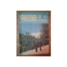 REVISTA ''VANATORUL SI PESCARUL SPORTIV'', NR. 1 IANUARIE 1988