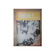 """REVISTA """"VANATORUL SI PESCARUL SPORTIV"""" , NR. 1 IANUARIE 1989"""
