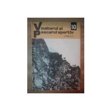 REVISTA ''VANATORUL SI PESCARUL SPORTIV'', NR. 10 OCTOMBRIE 1971