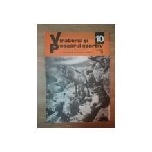 REVISTA ''VANATORUL SI PESCARUL SPORTIV'', NR. 10 OCTOMBRIE 1978