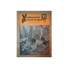 REVISTA ''VANATORUL SI PESCARUL SPORTIV'', NR. 10 OCTOMBRIE 1980